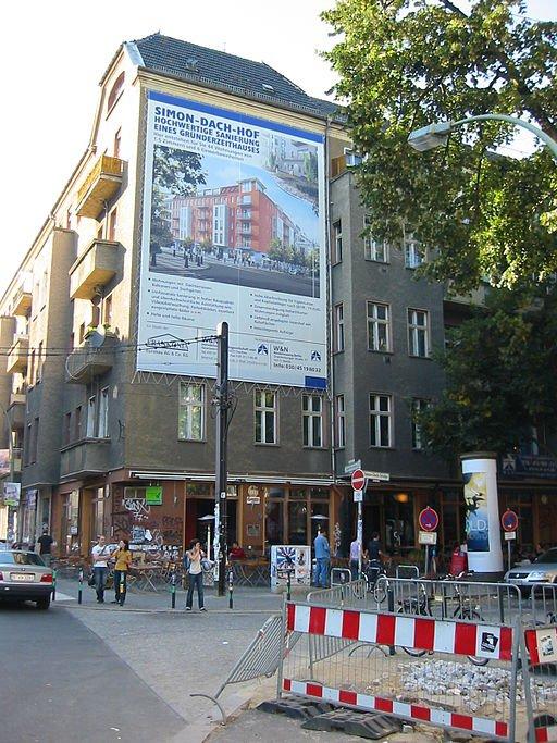 2006年德國柏林街景(Wikimedia Commons)