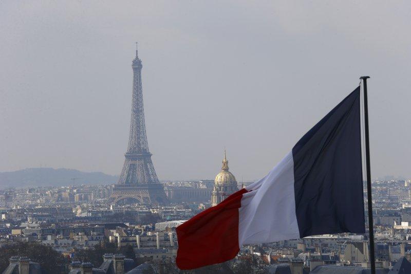 法國,巴黎,艾菲爾鐵塔(美聯社)