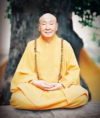 惟覺老和尚辭世,享年89歲(中台禪寺臉書)