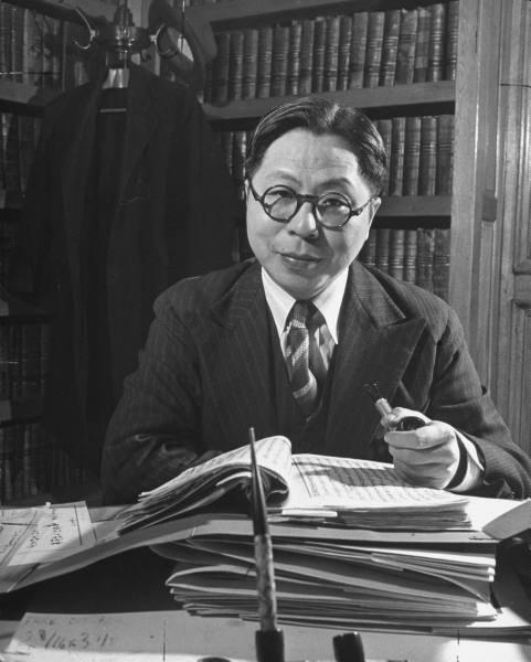 吳國楨塑造現代台灣的關鍵人物之一,亦以公開大膽地與蔣經國激烈爭執而著稱。(圖取自:維基百科)