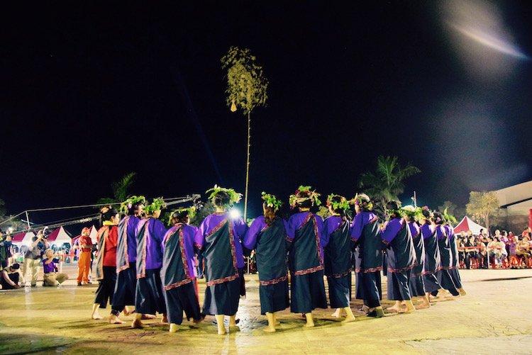 小林村大武壠族祭典