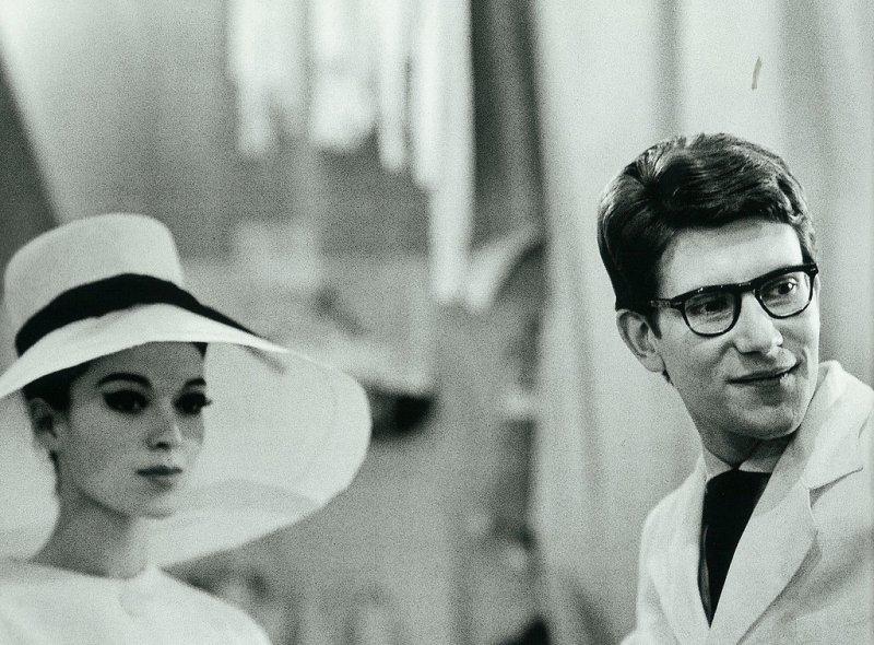 法國時尚大師聖羅蘭認為「沒有由衷的優雅,穿不出優雅」。