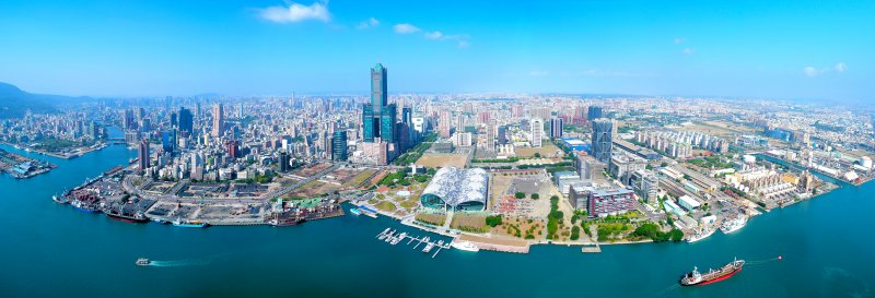 亞洲新灣區是市府要翻轉高雄的主要計畫(楊伯祿攝)