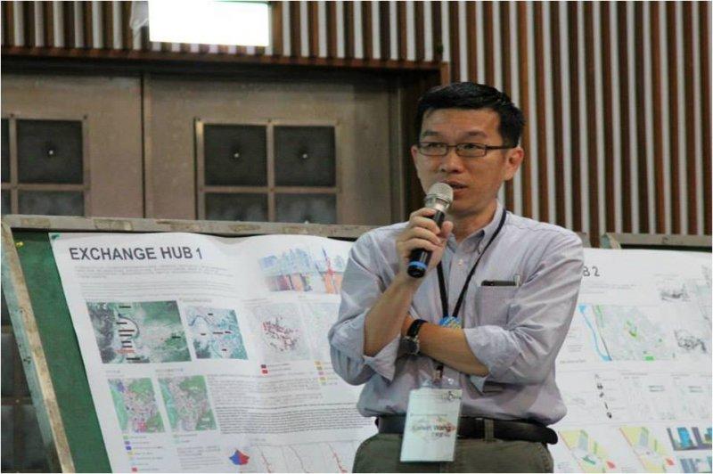文化大學市政暨規劃學系講師王章凱。(王章凱提供)