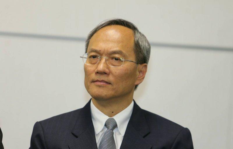 吳新興將接任僑委會主委。(陳明仁攝).jpg