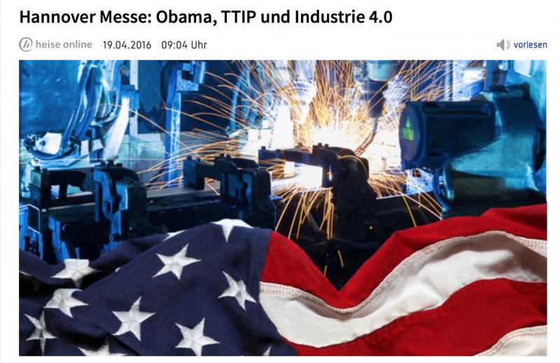 德國將推動制定工業4.0全球化標準。(翻攝網路)