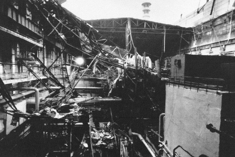 爆炸當時場景。(美聯社)