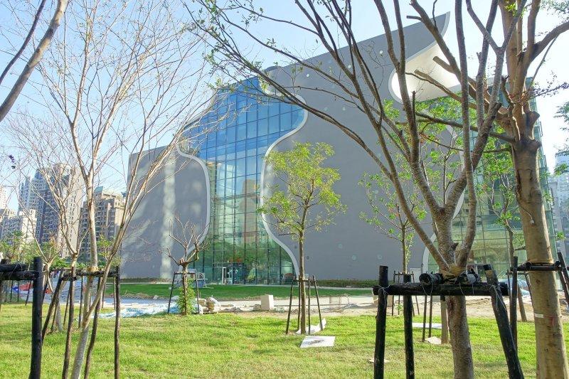 台中國家歌劇院的落成將為台中帶來更多表演藝術的風氣.jpg