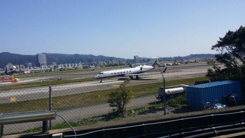 松山機場。(風傳媒).JPG