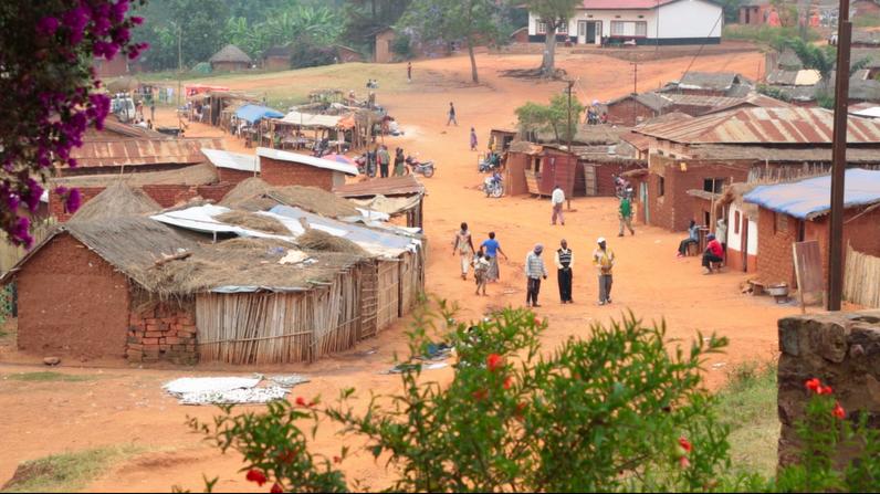 剛果部落一景。(取自網路)
