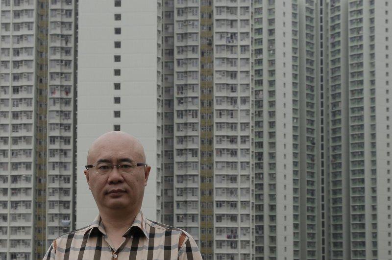 本居香港的平可夫將移居日本。(美聯社)