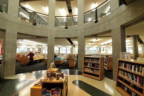 多倫多圖書館。(Toronto Public Library官方臉書)