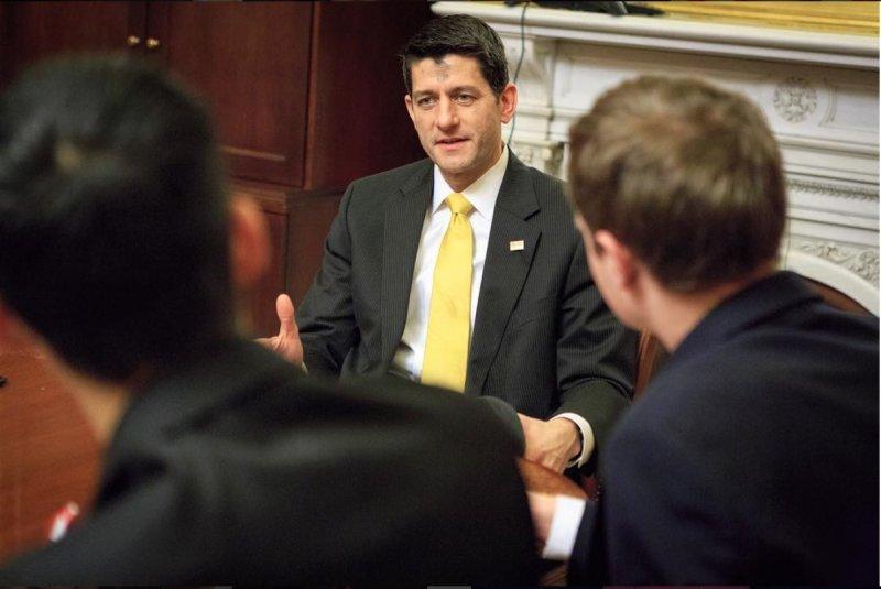 美國眾議院議長萊恩(Paul Ryan)。(取自Speak man)