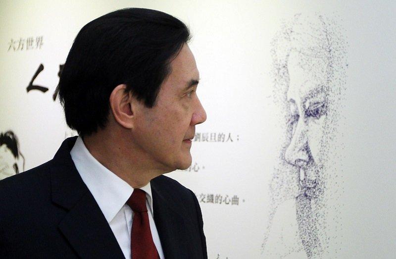 馬英九要落實人權兩公約,馬政府第一位法務部長王清峰卻因為廢死爭議下台。(2012年世界人權日開幕/總統府網站)