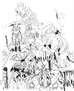 《夢中》(宮崎勤,1962~2008)