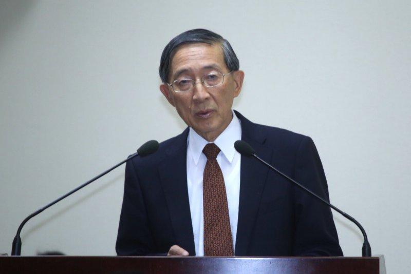 國民黨中常會,邀請外交部長林永樂專題報告「活路外交的成果」。(蔡耀徵攝)