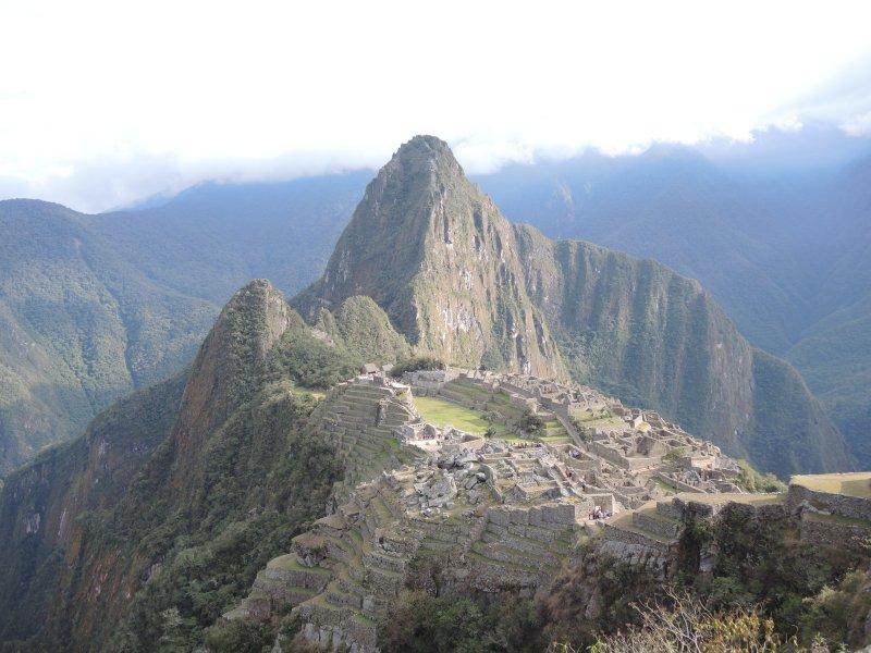苗啟誠規劃單國深度遊 在台炒紅中南美洲旅遊  祕魯馬丘比丘