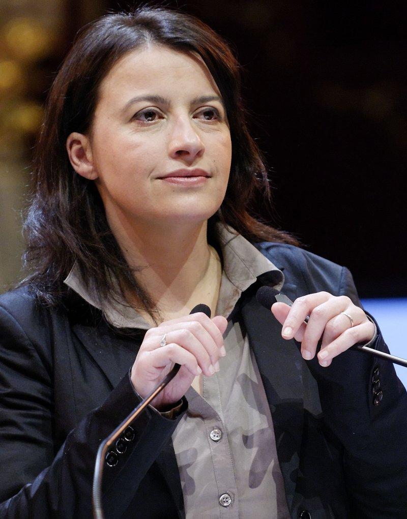 法國前住宅部長杜芙洛(Cécile Duflot)(維基百科)
