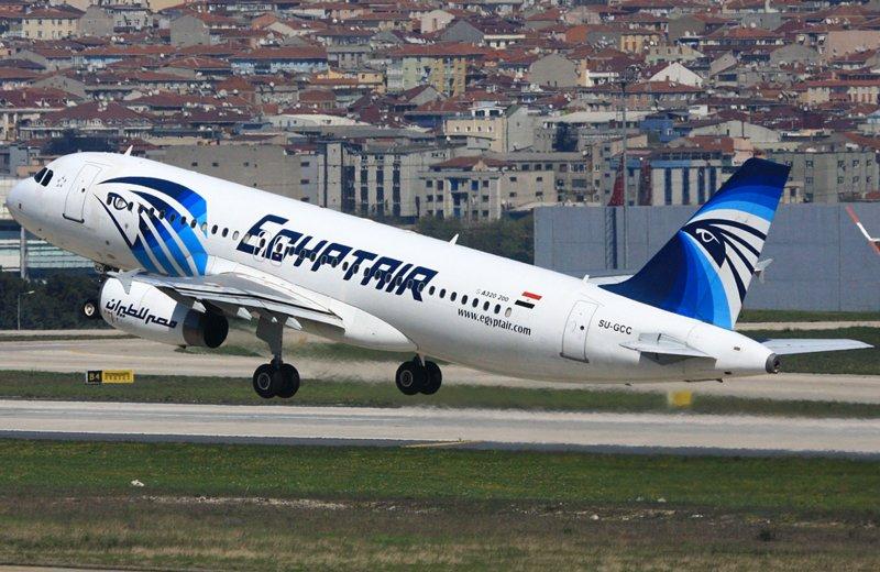 埃及航空一架航班編號MS804、機身編號SU-GCC的客機19日墜毀在地中海(美聯社)