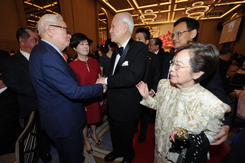 蔡英文、520就職國宴、李登輝、張忠謀。(台北市攝影記者聯誼會提供)