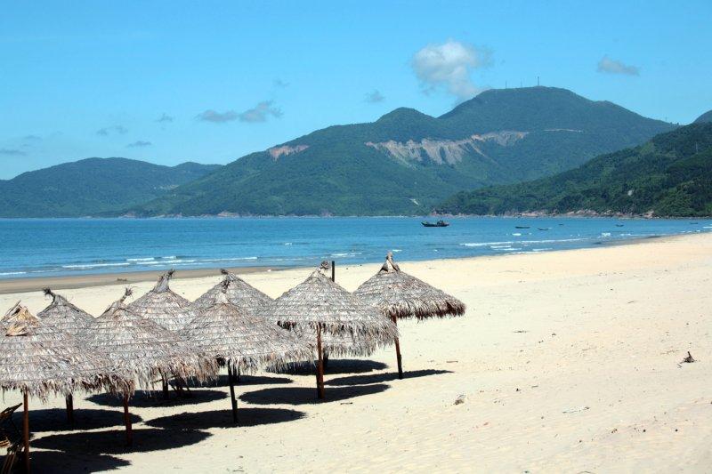 有東方夏威夷之稱的峴港,適合想到海邊度假的人去。(圖/Bang Nguyen@Flickr)