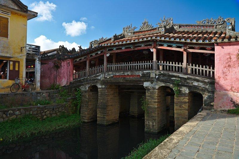 充滿歷史風情的會安古鎮。(圖/François Guerraz@ Wikipedia)
