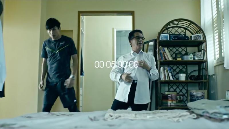心臟病發的黃金救援時間只有短短五分鐘(圖/SecomTaiwan@youtube)