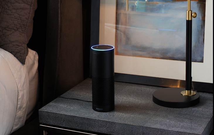 被點名帶領下個科技風潮的裝置Amazon Echo。(圖/數位時代)