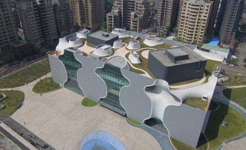 台中歌劇院。(取自台中市政府建設局網站)