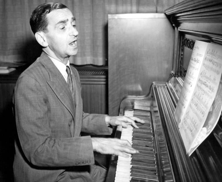 歐文.柏林的音樂本質單純且略微濫情,但卻觸動了數百萬美國人的心。