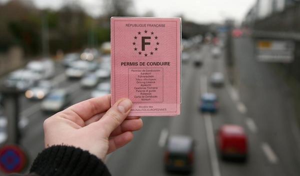 法國駕照,得來大不易!(網路圖片)