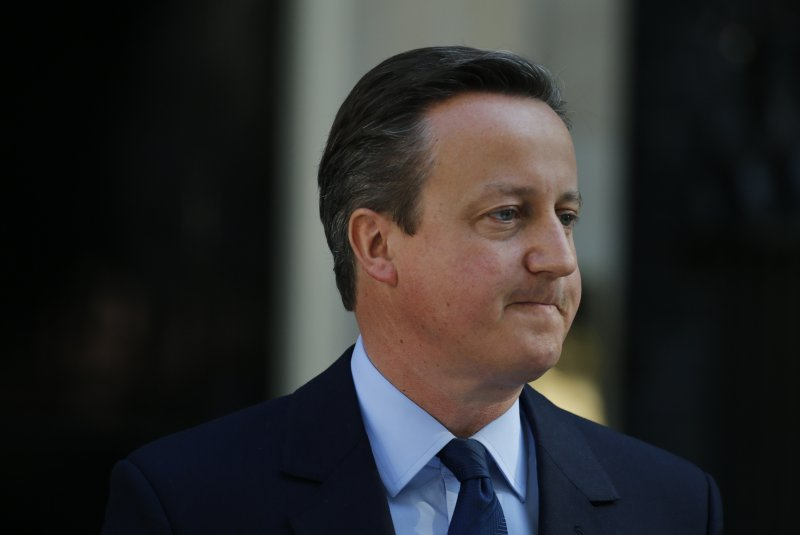 英國確定脫歐,首相卡麥隆引咎辭職。(圖/美聯社)