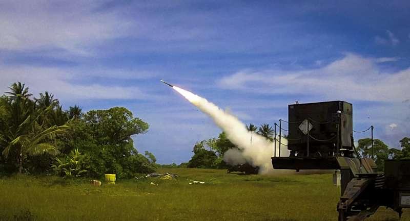 愛國者三型飛彈。(美國國防部官網)