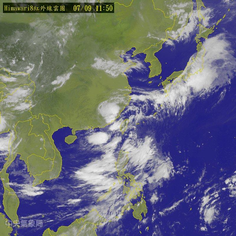 尼伯特颱風最新動態(CWB)