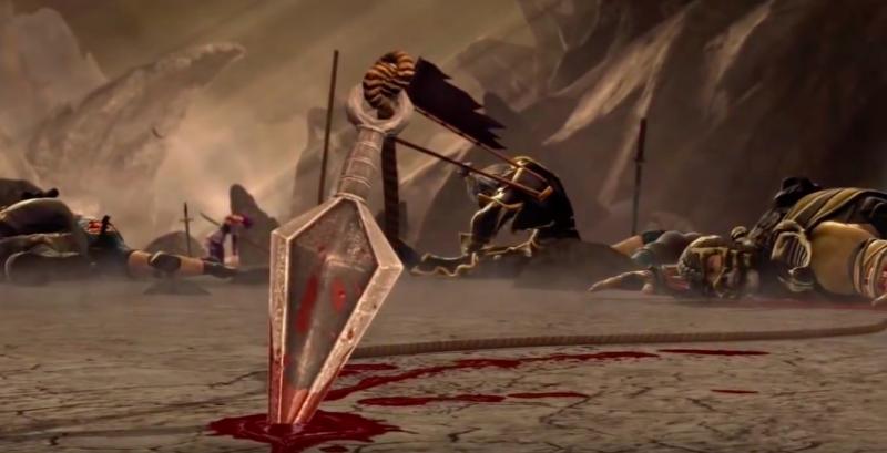 真實血腥的畫面,是這個遊戲最大賣點。(圖/sepulture@youtube)