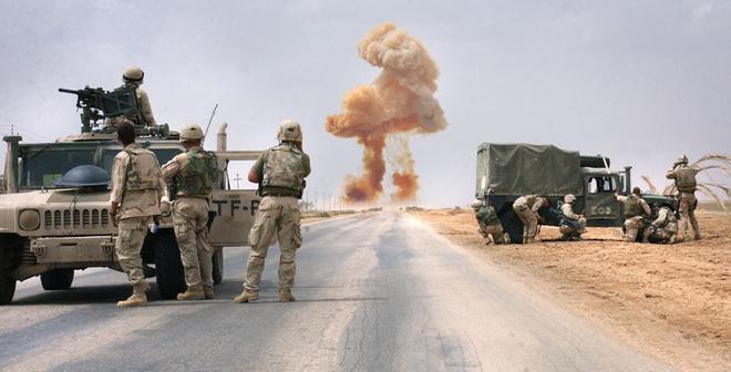 Chilcot報告指出,英國2003年完全沒有發動伊拉克戰爭的根據。(yougov.co.uk 供)