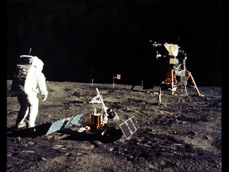這些經典的珍貴照片,記錄了人類飛往太空的夢想。(圖/NASA's Marshall Space Flight Center@flickr)