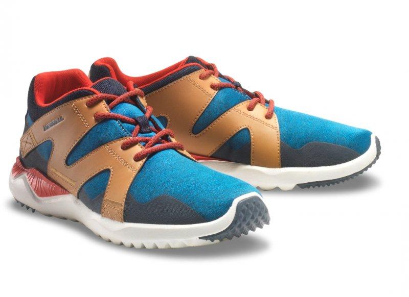 MERRELL 168 為全方位舒適概念鞋,既能滿足運動所需的戶外機能,同時也符合時尚穿搭的需求。(圖/MERRELL提供)