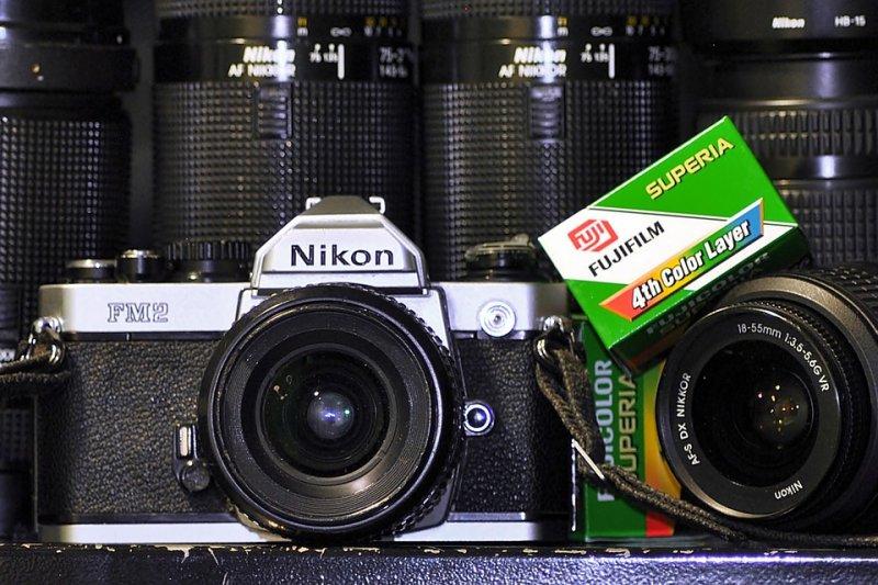 膠卷相機重獲種眾人歡心(圖/asaelmaster0@Pixabay)