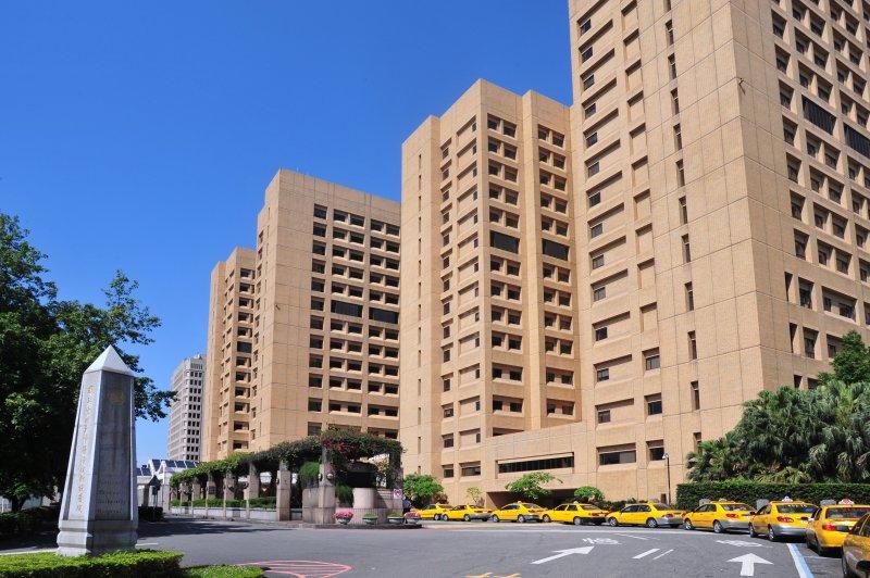 台大醫院(取自台大醫院網站)