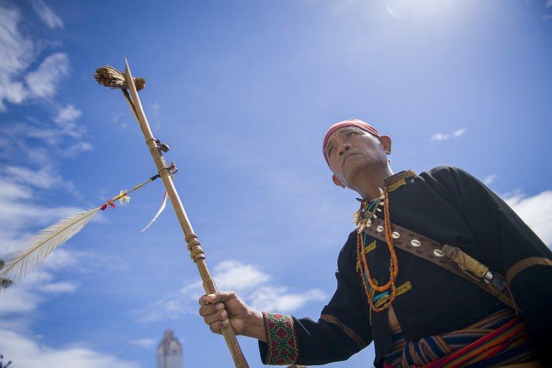 2016-08-01-蔡英文向原住民道歉-換祖靈儀式-取自總統府網站