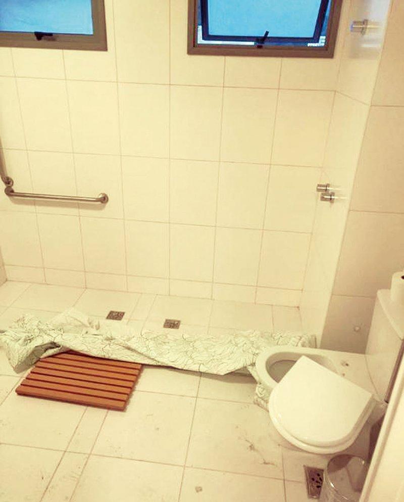 里約奧運開幕在即,中國選手村也傳出住宿設施七零八落。(圖/新華社)
