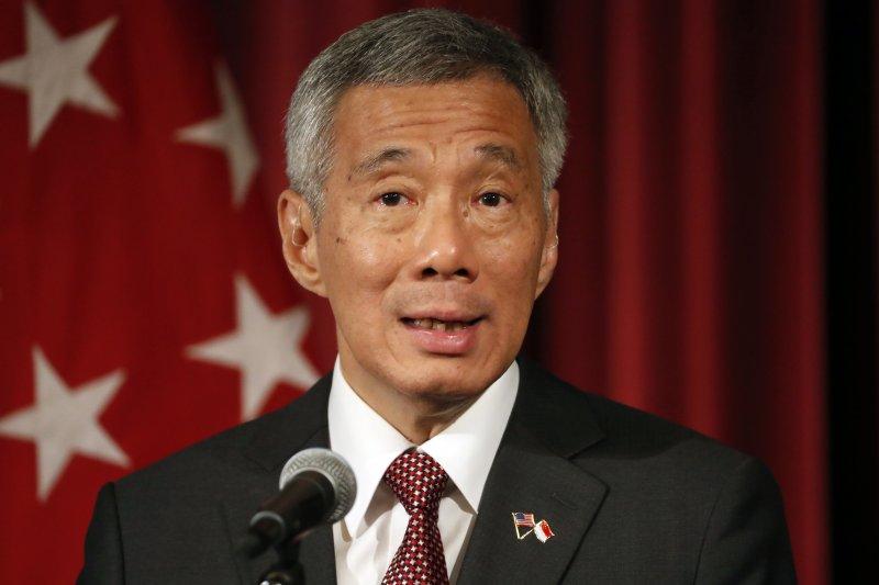 新加坡總理李顯龍(AP)