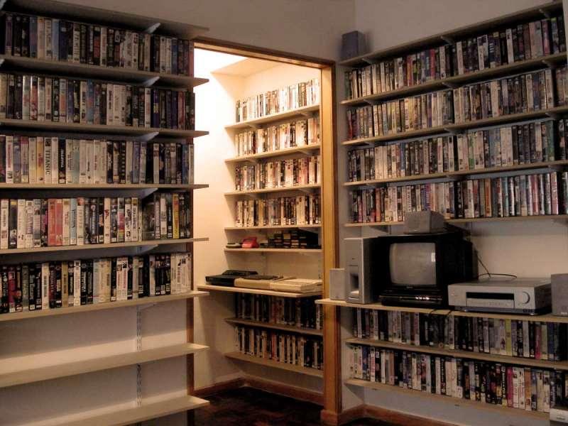 VHS錄影機錄影帶(Axel Tregoning@flickr/CC BY 2.0)
