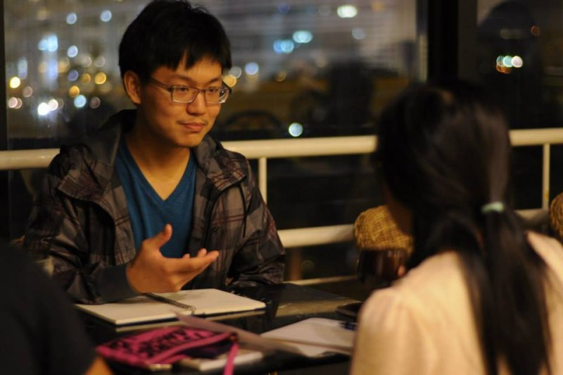 (圖/學習的理由 If There is a Reason to Study@Facebook)