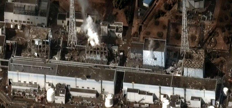 日本福島核災