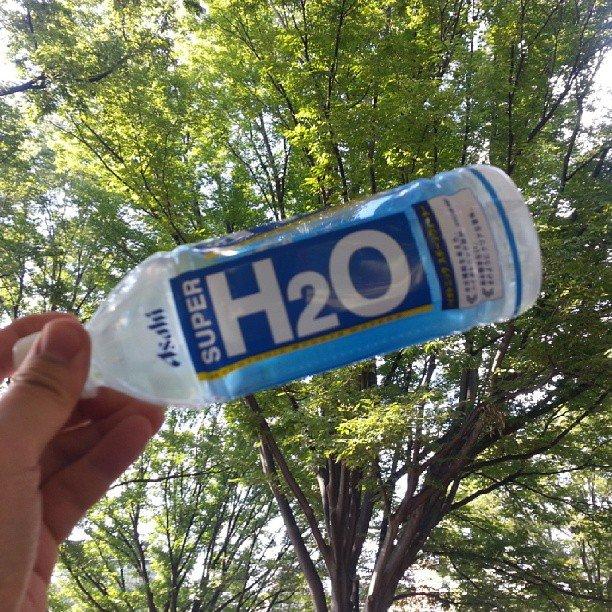 喝水的時機和量都要好好把關(圖/Kazuhisa OTSUBO@flickr)