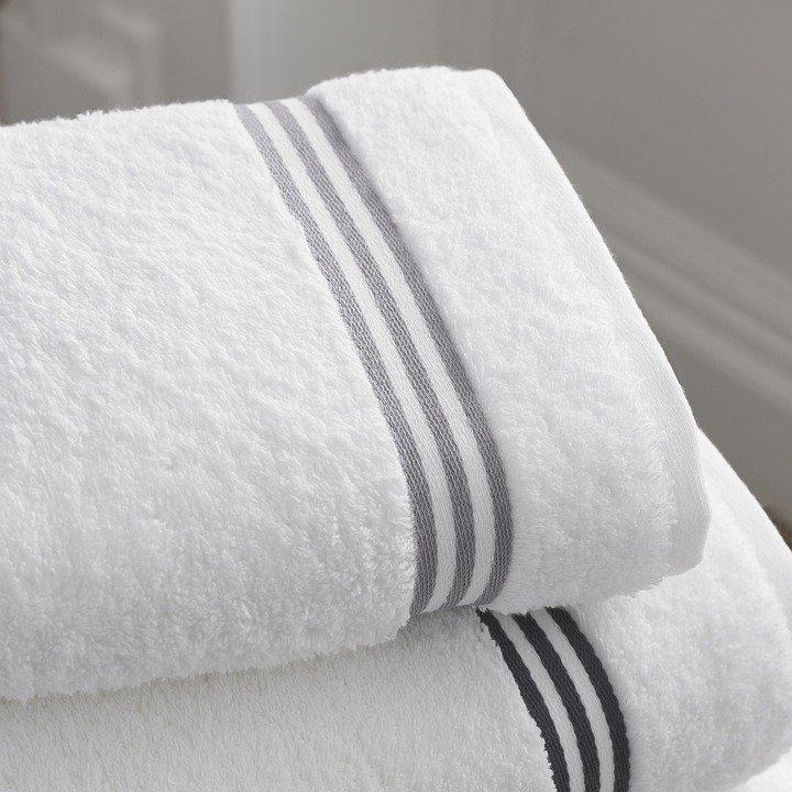 毛巾要每天換!每天換!每天換!(圖/Pexels@Pixabay)