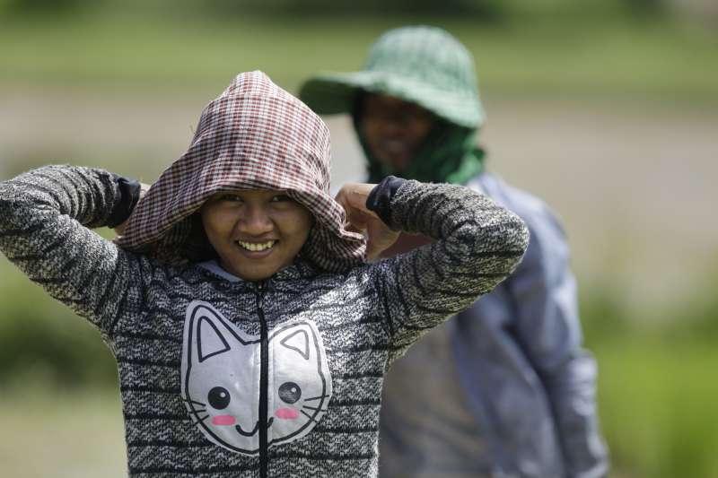 今日柬埔寨(AP)