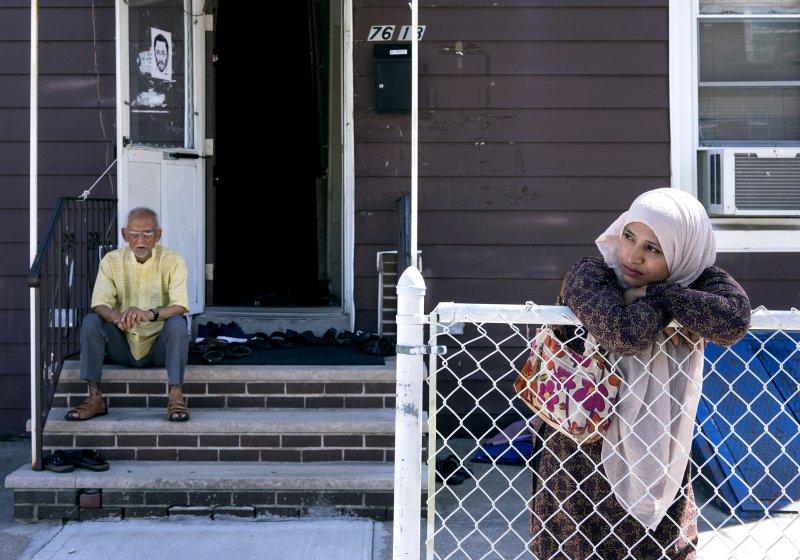 越來越高漲的種族與宗教歧視,令美國穆斯林人心惶惶。(美聯社)